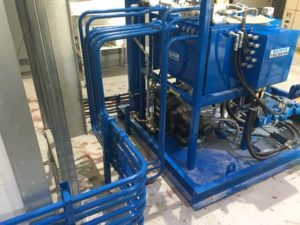 Custom Hydraulic Tube Bending